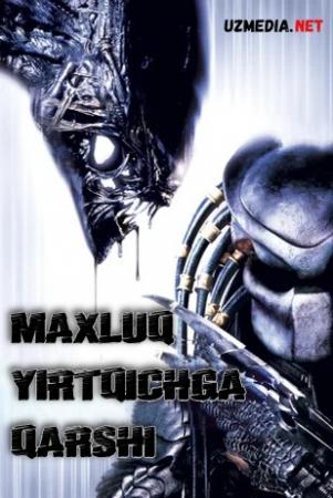 Maxluq yirtqichga qarshi Premyera Uzbek tilida O'zbekcha tarjima kino 2004 Full HD tas-ix skachat