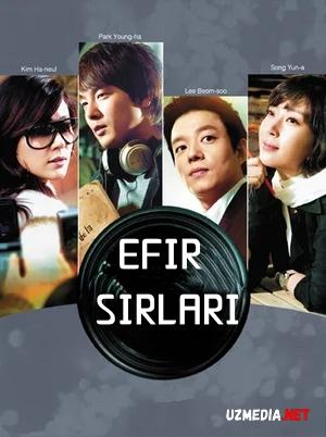 Efir sirlari Koreys seriali 1-2-3-4-5-6-7-8-9-10-11-12-13-14-15-16-17-18-19-20-21-22-23-24-25 qismlar Uzbek tilida O'zbek tarjima 2008 HD