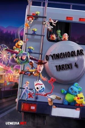 O'yinchoqlar tarixi 4 / O'yinchoqlar sarguzashtlari 4 Multfilm Uzbek tarjima 2019 HD O'zbek tilida tas-ix skachat