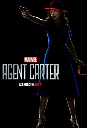 Agent Josus Karter Marvel seriali Barcha qismlar Uzbek tilida O'zbekcha tarjima kino 2016 Full HD tas-ix skachat