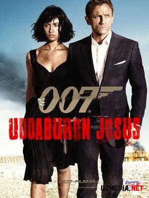 Uddaburon Josus 007 / Uddaburon Agent 007 Uzbek tilida O'zbekcha tarjima kino 2008 Full HD tas-ix skachat