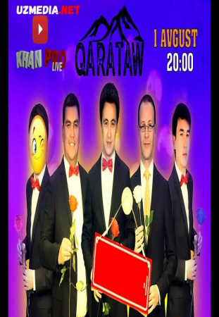 Qarataw jamoasi 2021 konsert dasturi / Караташ командаси 2021 концерт / Qoratosh komandasi 2021 kanserti