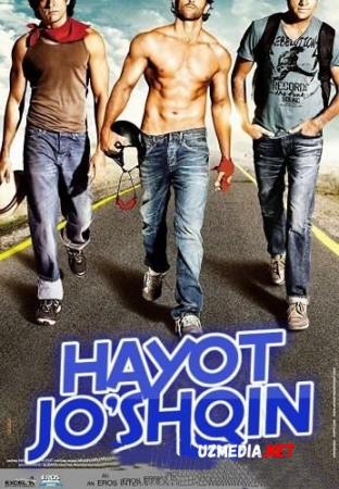 Hayot Jo'shqin Hind kino Uzbek tilida 2017 HD tas-ix skachat
