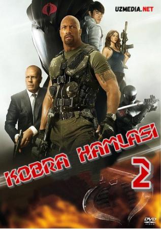 Kobra hamlasi 2 / Ilon xamlasi 2 Uzbek tilida 2013 O'zbekcha tarjima kino Full HD tas-ix skachat