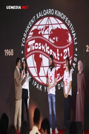 Toshkent xalqaro kinofestivali 2021 Buyuk ipak yo'li durdonasi konserti HD