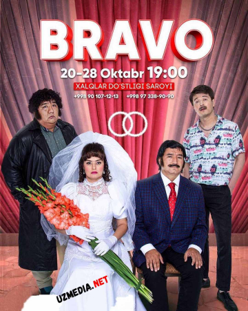 Bravo jamoasi 20-28 oktabr kuzgi 2021 konserti to'liq / Браво жамоаси концерт 2021 Full HD tas-ix skachat