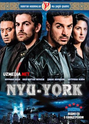 Nyu-York / New-York / Нью-Йорк Hind kino Uzbek tilida O'zbekcha tarjima kino 2009 Full HD tas-ix skachat