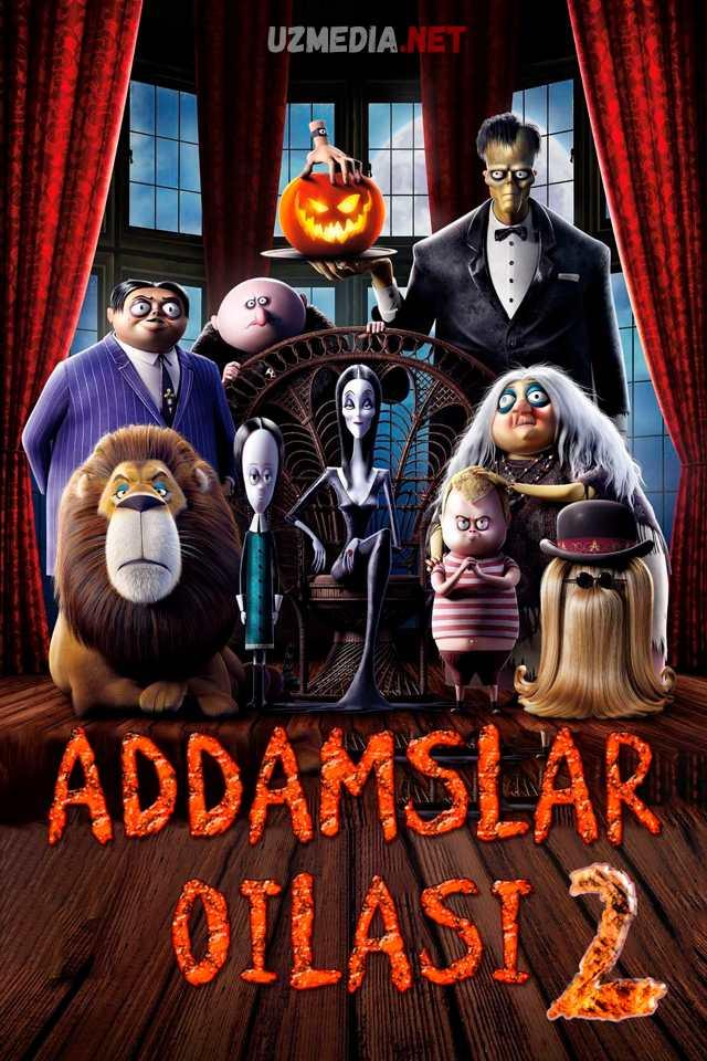 Addamslar oilasi 1 Multfilm Uzbek tilida 2019 O'zbekcha tarjima HD tas-ix skachat