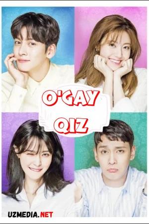 O'gay qiz Koreya seriali 1-2-3-4-5-6-7-8-9-10-11-12-13-14-15-16-17-18-19-20 qismlar Uzbek tilida 2017 HD