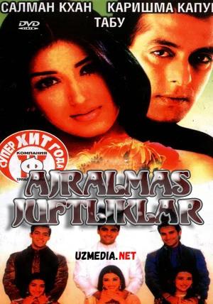 Ajralmas juftliklar Hind kino 1999 Uzbek tilida O'zbekcha tarjima HD tas-ix skachat