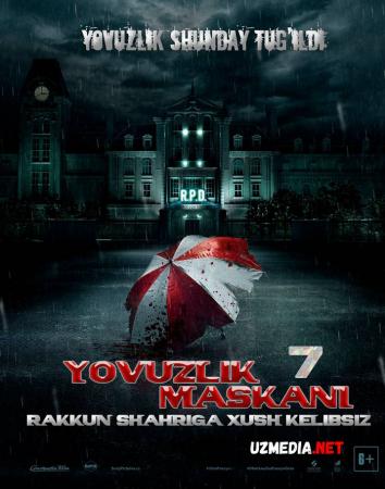Yovuzlik maskani 7 / Yovuzlik qarorgohi 7 Premyera Uzbek tilida O'zbekcha tarjima kino 2022 HD tas-ix skachat